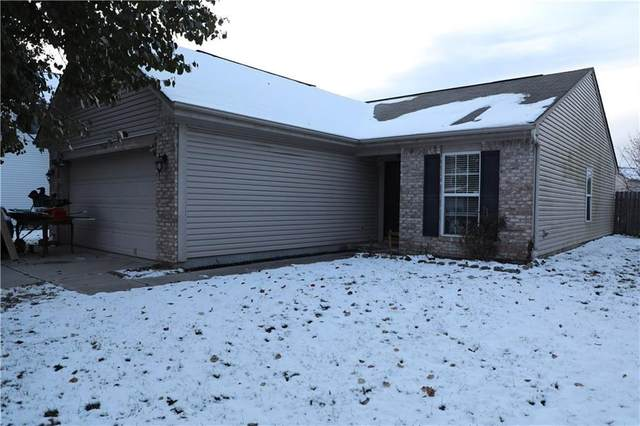 7764 Sergi Canyon Drive, Indianapolis, IN 46217 (MLS #21815642) :: Ferris Property Group