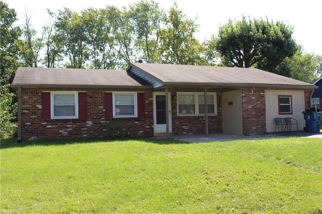 10401 E Heather Hills Road, Indianapolis, IN 46229 (MLS #21815643) :: RE/MAX Legacy