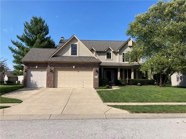 5230 Berkshire South Boulevard, Greenwood, IN 46142 (MLS #21815648) :: Ferris Property Group