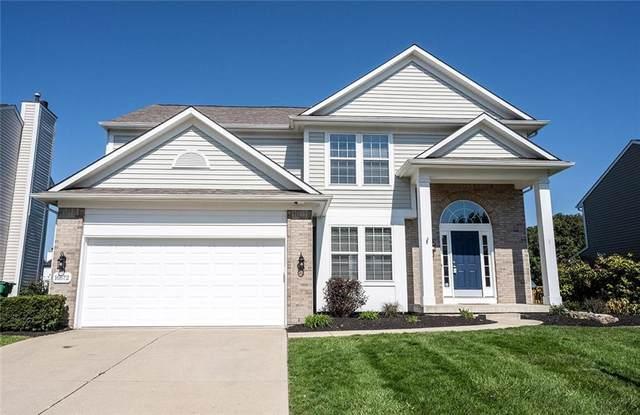 16672 Salimonia Lane, Westfield, IN 46074 (MLS #21815659) :: Ferris Property Group