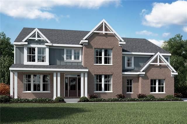 11965 Lazy Oak Court, Fishers, IN 46037 (MLS #21815660) :: Heard Real Estate Team | eXp Realty, LLC