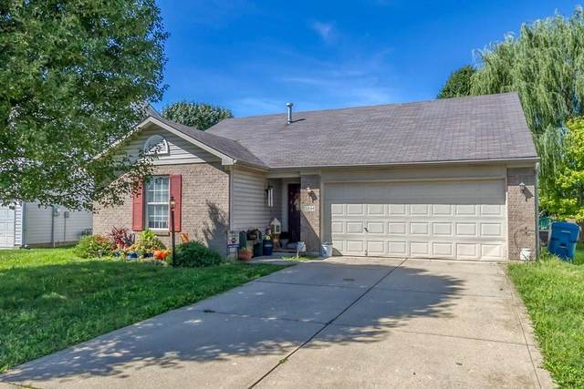 5644 Wood Hollow Drive, Indianapolis, IN 46239 (MLS #21815674) :: RE/MAX Legacy