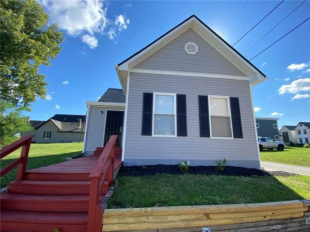 1313 S Alabama Street, Indianapolis, IN 46225 (MLS #21815691) :: RE/MAX Legacy