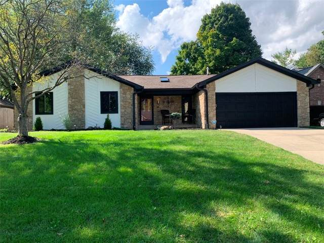 310 Morse Landing Drive, Cicero, IN 46034 (MLS #21815706) :: The ORR Home Selling Team