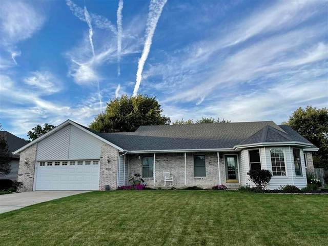 8508 W Dale Court, Muncie, IN 47304 (MLS #21815731) :: Heard Real Estate Team | eXp Realty, LLC