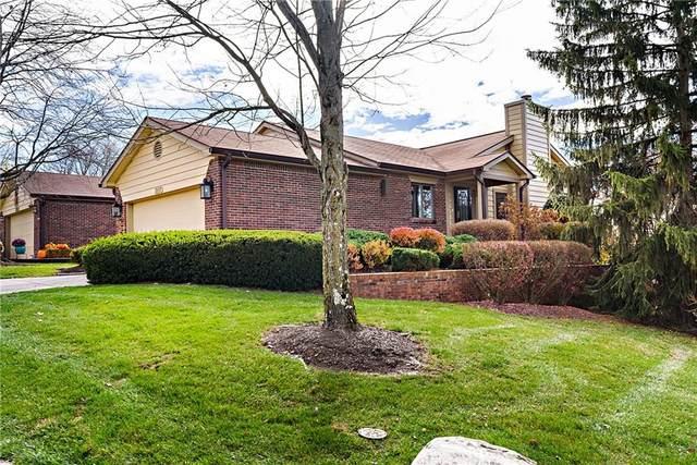 8110 Shoreridge Terrace, Indianapolis, IN 46236 (MLS #21815732) :: Ferris Property Group