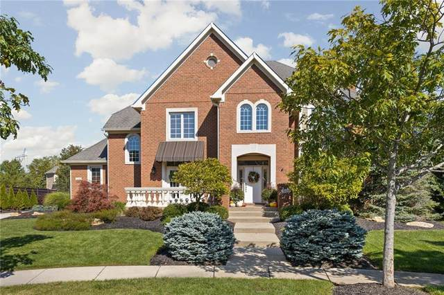 7680 St. Lawrence Court, Zionsville, IN 46077 (MLS #21815745) :: RE/MAX Legacy