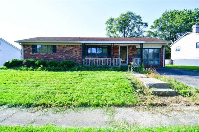 5635 W Henry Street, Indianapolis, IN 46241 (MLS #21815756) :: Heard Real Estate Team | eXp Realty, LLC