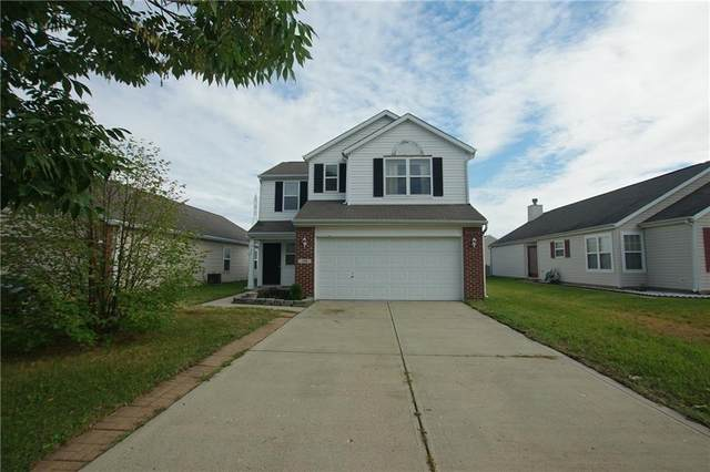 114 Village Green Drive, Indianapolis, IN 46227 (MLS #21815758) :: Ferris Property Group