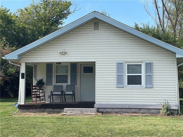 348 Woodrow Avenue, Indianapolis, IN 46241 (MLS #21815759) :: Mike Price Realty Team - RE/MAX Centerstone