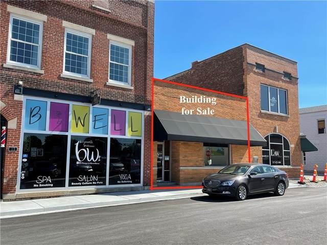 15 N Baldwin Street, Bargersville, IN 46106 (MLS #21815762) :: Mike Price Realty Team - RE/MAX Centerstone