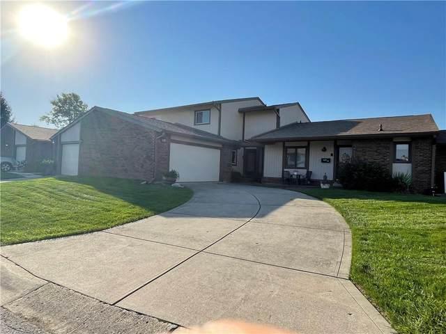 509 Cielo Vista Drive, Greenwood, IN 46143 (MLS #21815776) :: JM Realty Associates, Inc.