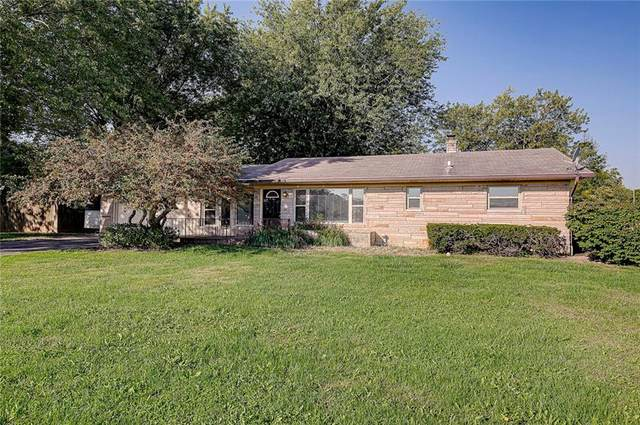 4302 S Franklin Road, Indianapolis, IN 46239 (MLS #21815777) :: Mike Price Realty Team - RE/MAX Centerstone