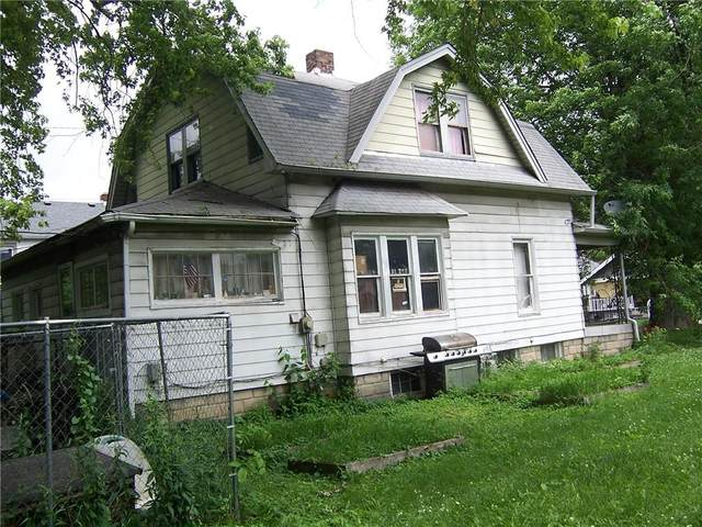 706 N Euclid Avenue, Indianapolis, IN 46201 (MLS #21815779) :: RE/MAX Legacy