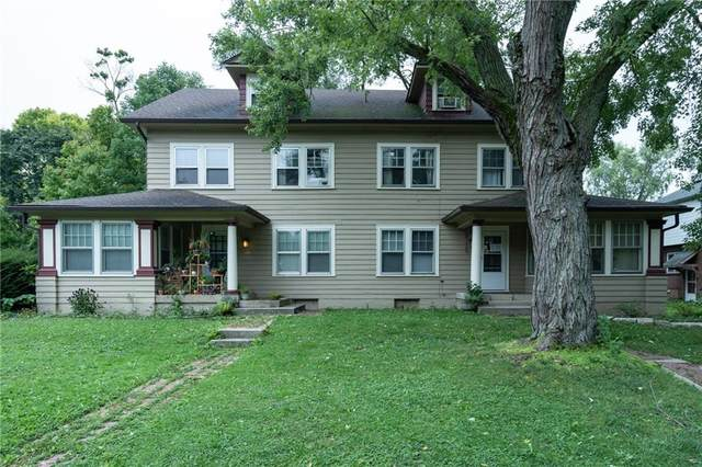 725 Woodruff Place Middle Drive, Indianapolis, IN 46201 (MLS #21815784) :: Mike Price Realty Team - RE/MAX Centerstone