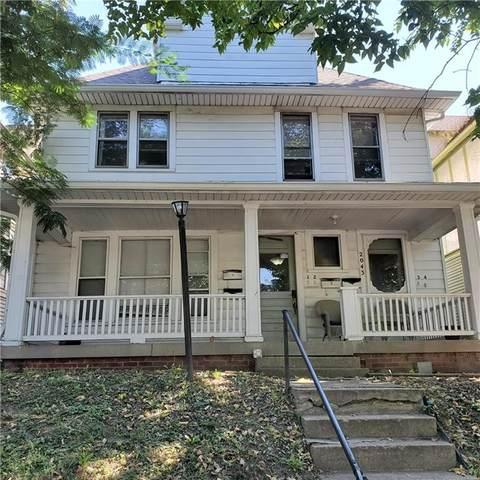 2043 N Talbott Street, Indianapolis, IN 46202 (MLS #21815796) :: JM Realty Associates, Inc.