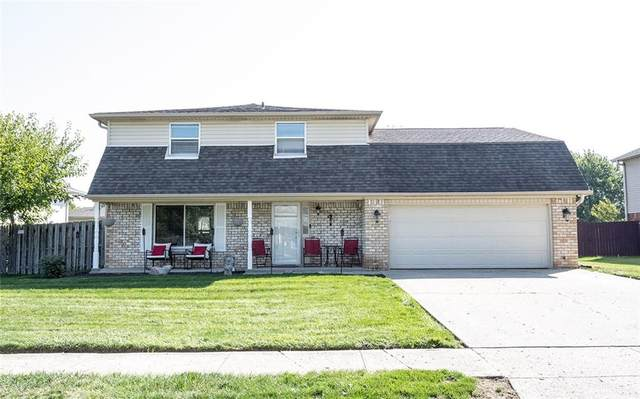 2615 Andy Drive, Indianapolis, IN 46229 (MLS #21815812) :: Heard Real Estate Team | eXp Realty, LLC
