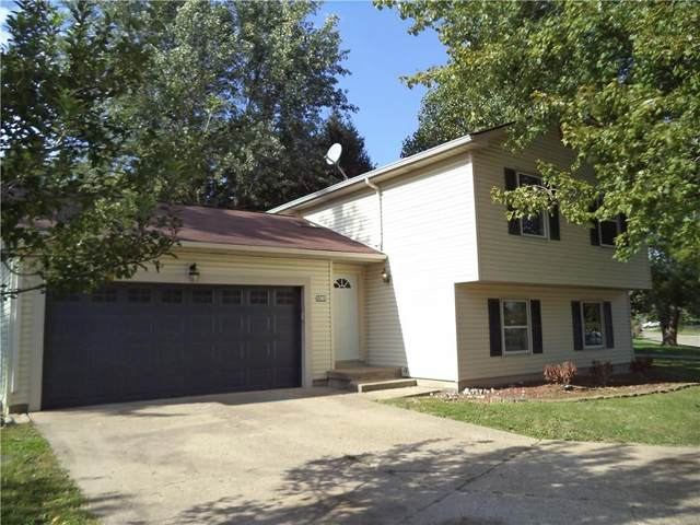 6418 Old Mill Drive, Indianapolis, IN 46221 (MLS #21815828) :: David Brenton's Team