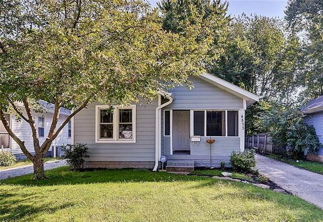 4853 Crittenden Avenue, Indianapolis, IN 46205 (MLS #21815843) :: Ferris Property Group