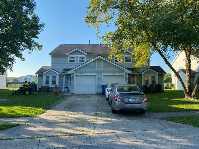 6643 E Fairway Avenue, Indianapolis, IN 46250 (MLS #21815847) :: Mike Price Realty Team - RE/MAX Centerstone