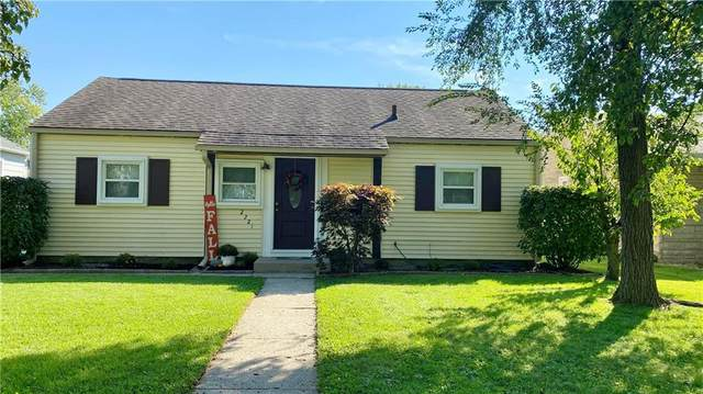 2221 Pennsylvania Street, Columbus, IN 47201 (MLS #21815848) :: Mike Price Realty Team - RE/MAX Centerstone