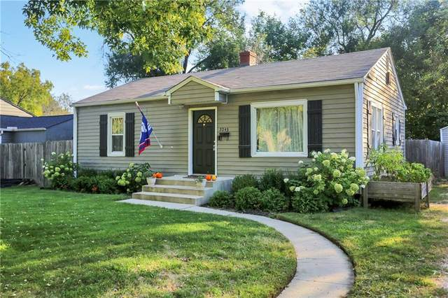 5243 Ralston Avenue, Indianapolis, IN 46220 (MLS #21815849) :: The Evelo Team