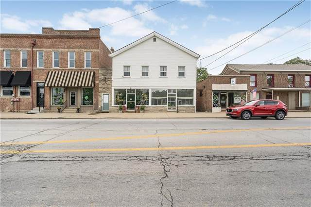 110 E Main Street, Westfield, IN 46074 (MLS #21815862) :: Mike Price Realty Team - RE/MAX Centerstone
