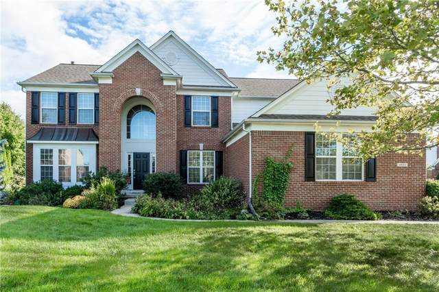 4801 Pebblepointe Pass, Zionsville, IN 46077 (MLS #21815870) :: Ferris Property Group