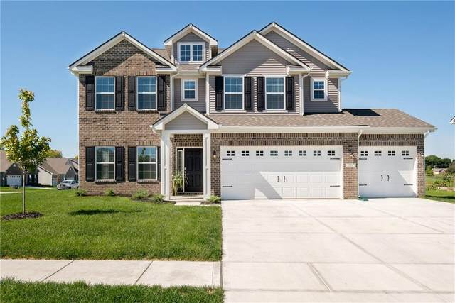 2324 Shadow Trace Way, Greenwood, IN 46143 (MLS #21815877) :: Ferris Property Group