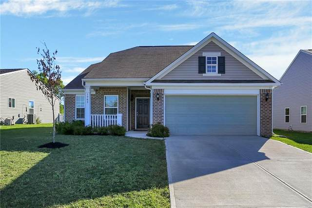 1763 Elderberry Drive, Indianapolis, IN 46234 (MLS #21815887) :: Mike Price Realty Team - RE/MAX Centerstone