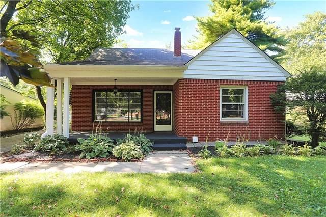 9580 N Park Avenue, Indianapolis, IN 46260 (MLS #21815889) :: Heard Real Estate Team | eXp Realty, LLC