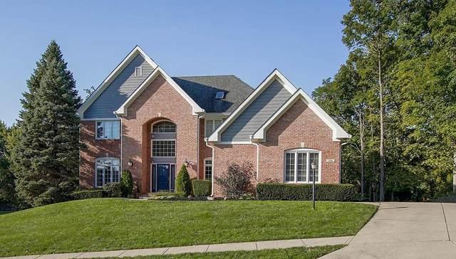 11561 Woods Bay Lane, Indianapolis, IN 46236 (MLS #21815894) :: Pennington Realty Team