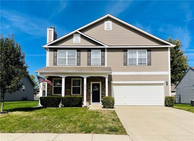 10810 Running Brook Road, Indianapolis, IN 46234 (MLS #21815906) :: Ferris Property Group