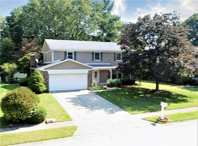 741 Summitcrest Drive, Indianapolis, IN 46241 (MLS #21815918) :: Heard Real Estate Team | eXp Realty, LLC