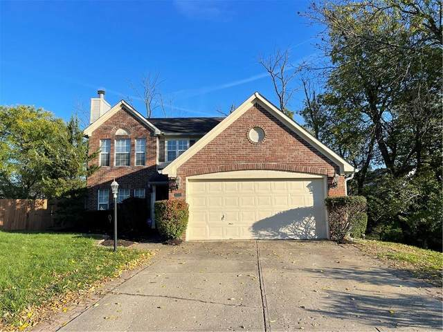 6111 Tybalt Lane, Indianapolis, IN 46254 (MLS #21815933) :: The Indy Property Source