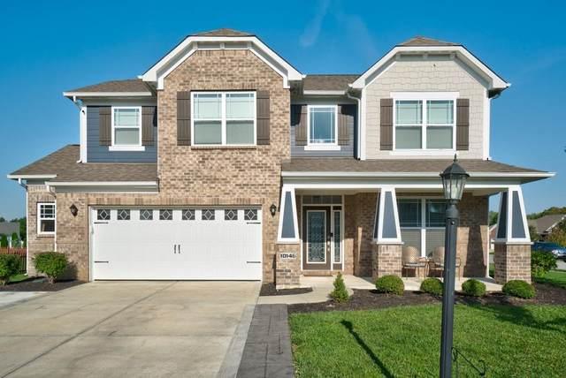 10146 Pepper Tree Lane, Noblesville, IN 46060 (MLS #21815940) :: Ferris Property Group