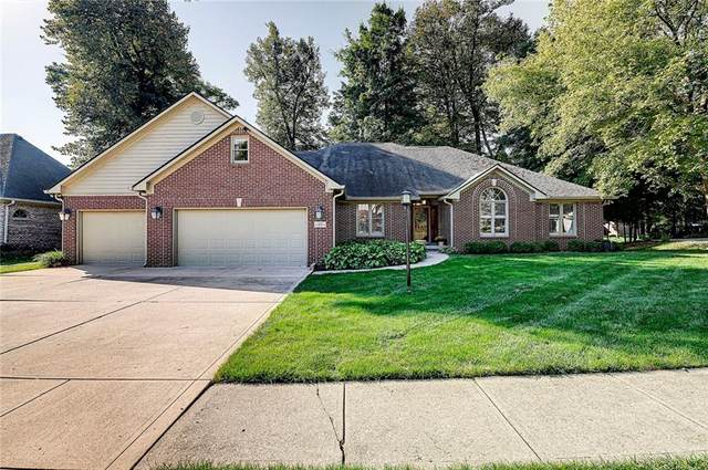 7615 Freedom Woods Drive, Indianapolis, IN 46259 (MLS #21815946) :: Dean Wagner Realtors