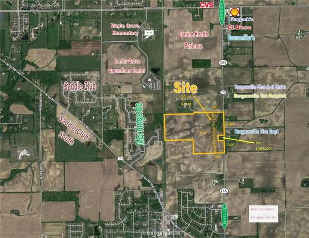 4000 N Sr 135, Bargersville, IN 46106 (MLS #21815979) :: The Indy Property Source