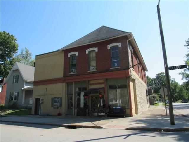 301 E College Street, Crawfordsville, IN 47933 (MLS #21815985) :: Heard Real Estate Team   eXp Realty, LLC