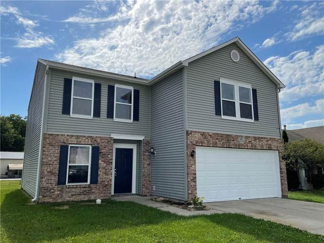 8401 Adams Mills Place, Camby, IN 46113 (MLS #21815992) :: Heard Real Estate Team | eXp Realty, LLC