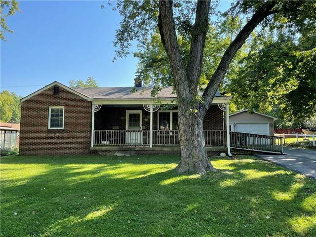2845 Medford Avenue, Indianapolis, IN 46222 (MLS #21816003) :: Mike Price Realty Team - RE/MAX Centerstone