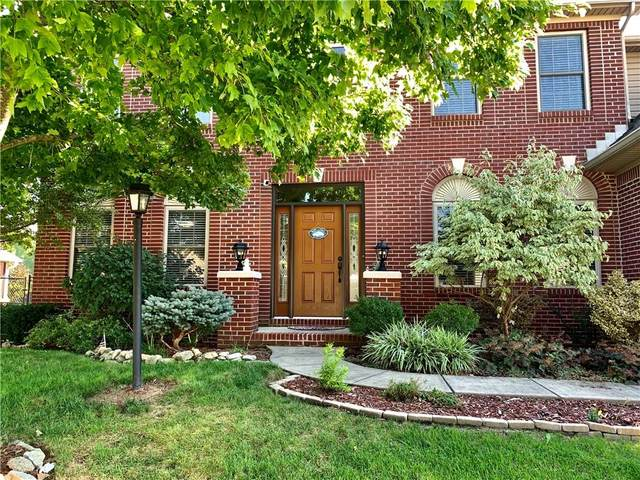 1353 Malone Court, Indianapolis, IN 46217 (MLS #21816012) :: Pennington Realty Team