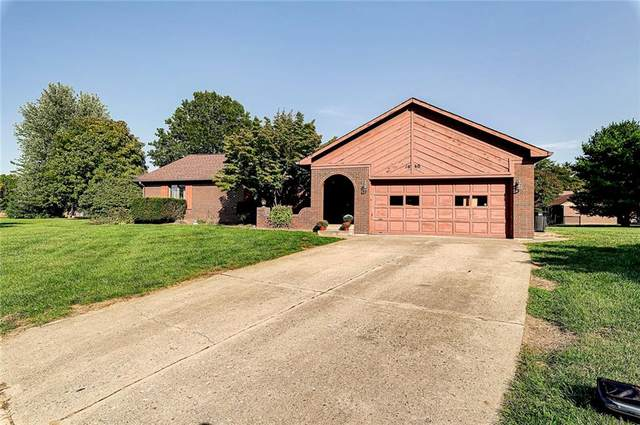 1640 Creekside Court, Plainfield, IN 46168 (MLS #21816014) :: Mike Price Realty Team - RE/MAX Centerstone