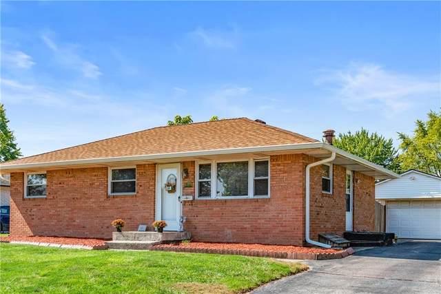 714 Killian Drive, Beech Grove, IN 46107 (MLS #21816025) :: Ferris Property Group