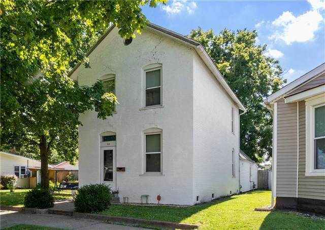 318 S Broadway Street, Seymour, IN 47274 (MLS #21816030) :: Mike Price Realty Team - RE/MAX Centerstone