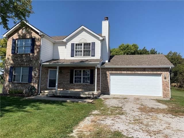 6400 W 300 S, Jamestown, IN 46147 (MLS #21816036) :: Mike Price Realty Team - RE/MAX Centerstone