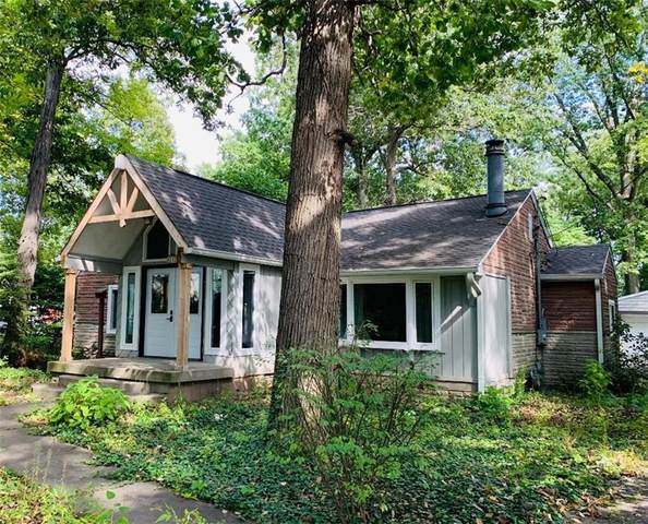 5113 S State Avenue, Indianapolis, IN 46227 (MLS #21816037) :: Ferris Property Group