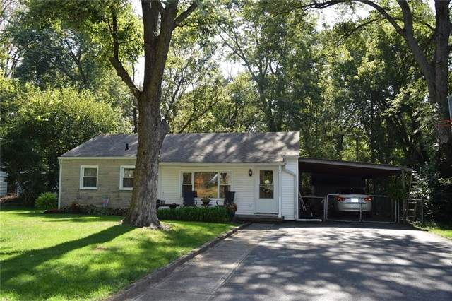 2509 Butterfield Drive, Indianapolis, IN 46220 (MLS #21816039) :: Pennington Realty Team