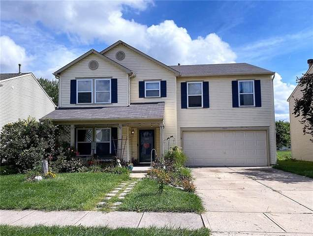 3209 Carica Drive, Indianapolis, IN 46203 (MLS #21816045) :: Mike Price Realty Team - RE/MAX Centerstone