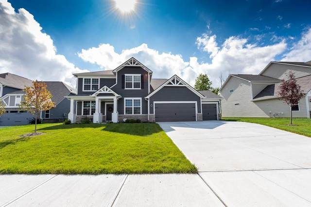 5831 Flagler Lane, Brownsburg, IN 46112 (MLS #21816046) :: JM Realty Associates, Inc.